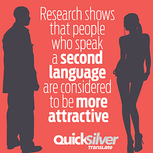 language learners more attractive